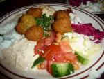 Jerusalem Cafe would be a wonderful lunch spot